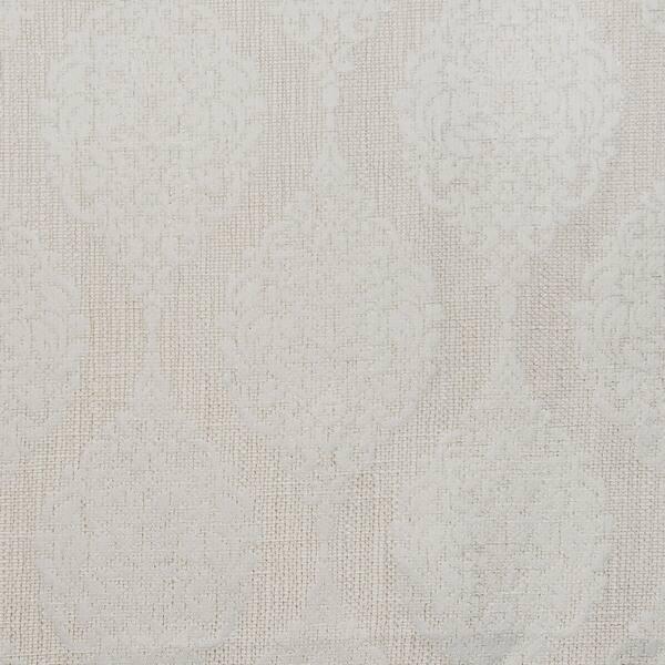 Ati Home Stark Medallion Textured Grommet Top Curtain Panel Pair Overstock 26057452