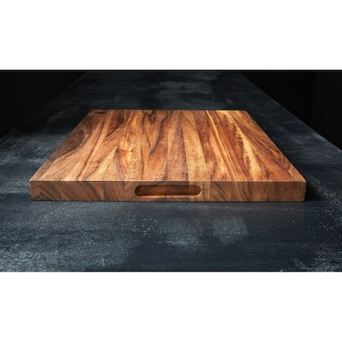 Ironwood Gourmet Large Long Grain Chop Board, Acacia Wood