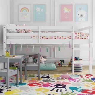Link to Avenue Greene Nyro Twin Loft Bed Similar Items in Kids' & Toddler Furniture