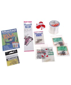 American Explorer II Fishing Kit - Thumbnail 2