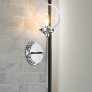 1 Bathroom Sconces Find Great Kitchen Bath Lighting