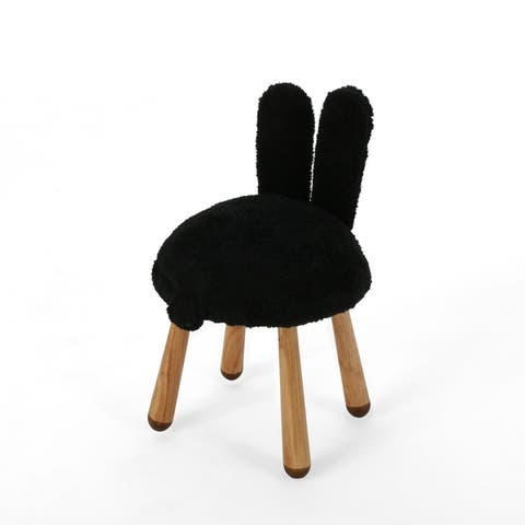Rose Red's Stoolimals Collection Faux Bunny Stool by Christopher Knight Home