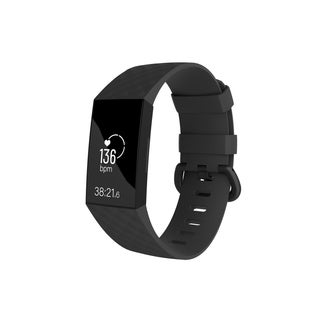 Fitbit Charge 3 Band, Zodaca Replacement Wristband for Fitbit Charge 3 (Small/Large)