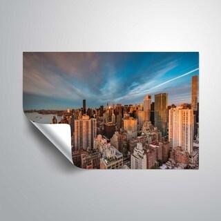 "ArtWall ""New York Morning"" Removable Wall Art Mural"