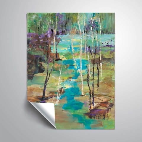 "ArtWall ""Quiet of Nature"" Removable Wall Art Mural"