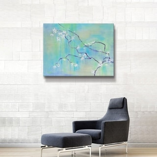 """ArtWall """"In Bloom"""" Gallery Wrapped Canvas"""