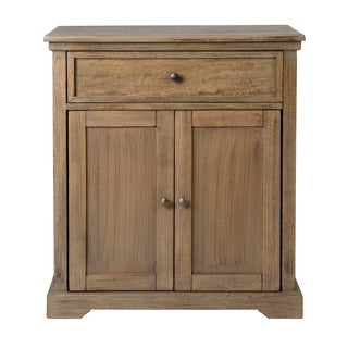 East at Main Camila Mango Wood Cabinet