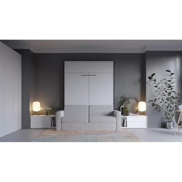 Shop URBINO Murphy bed with Sofa with European King Size