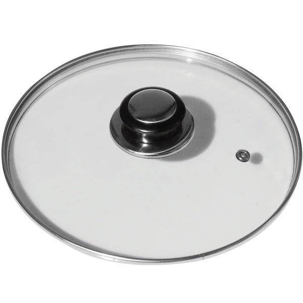 Shop Evelots Lid For Pot Amp Pan Tempered Glass Cover