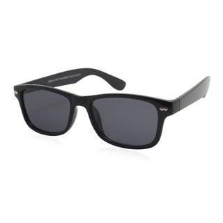 UrbanSpecs Classics - Blues - Polarized Unisex Sunglasses - Black