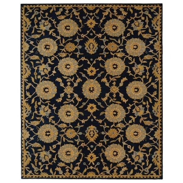 Safavieh Handmade Anatolia Rosella Traditional Oriental Wool Medallion Rug