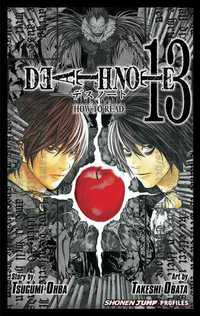 Death Note 13 (Paperback)