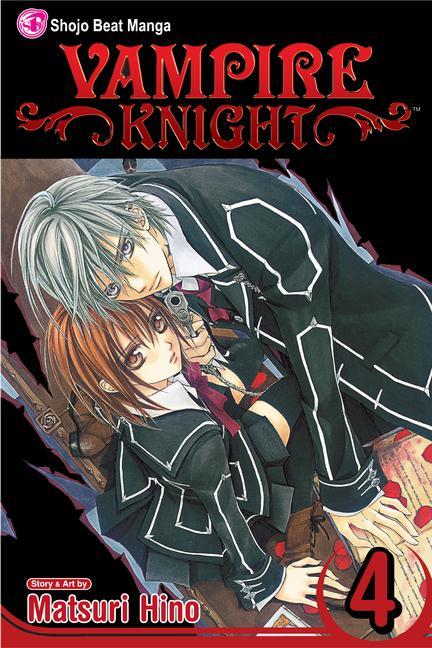 Vampire Knight 4 (Paperback)