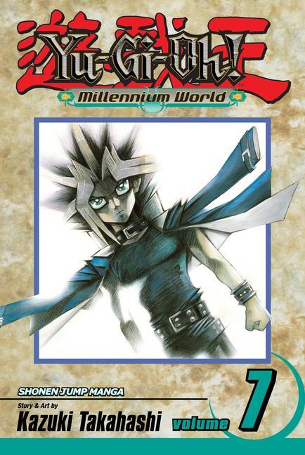 Yu-Gi-Oh! Millennium World 7: Through the Last door (Paperback)