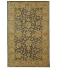 Safavieh Handmade Antiquities Jewel Grey Blue/ Beige Wool Rug - 6' x 9'