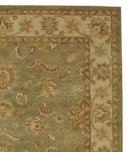 Safavieh Handmade Antiquities Gem Green Wool Rug (8'3 x 11')