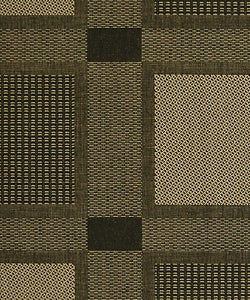 Safavieh Lakeview Black/ Sand Indoor/ Outdoor Rug (8' x 11') - Thumbnail 2