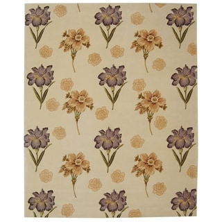 Safavieh Handmade Mandarin Ayelet French Country Floral Wool Rug