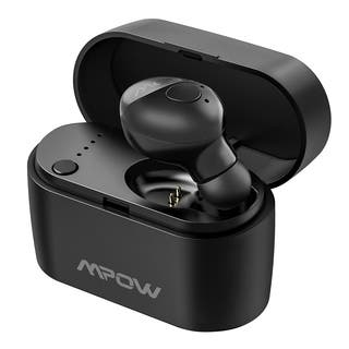 Mpow EM14 Bluetooth 5.0 Earbud Mini True Wireless In-Ear Earbud with 400mAh Charging Case