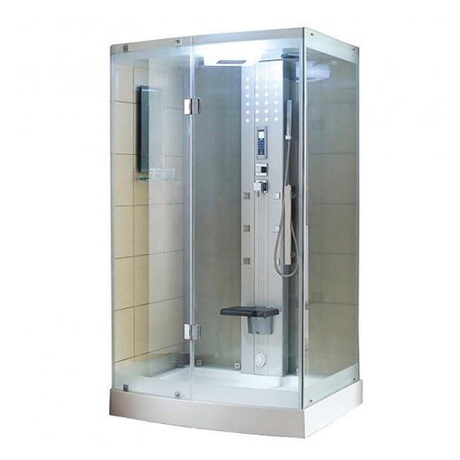 Ariel 300 Steam Shower, Silver