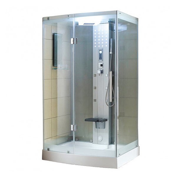 300 steam shower free shipping today overstock 10819306 - All you need to know about steam showers ...