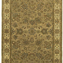 Hand-knotted Legacy Wool Rug (3'9 x 5'9')