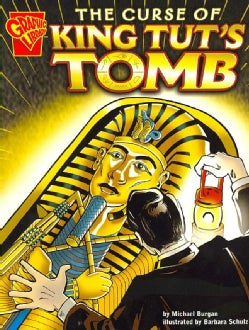 The Curse of King Tut's Tomb (Paperback)