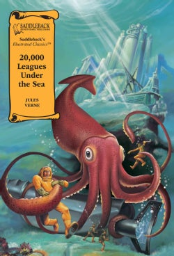20,000 Leagues Under the Sea (Paperback)
