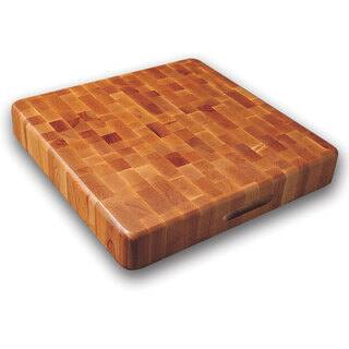 Slab End Grain Cutting Board w/ Finger Grooves|https://ak1.ostkcdn.com/images/products/2613390/P10819328.jpg?impolicy=medium