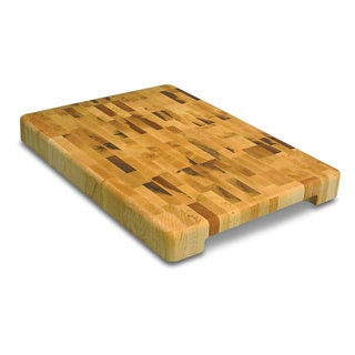 Contemporary End Grain Chopping Block