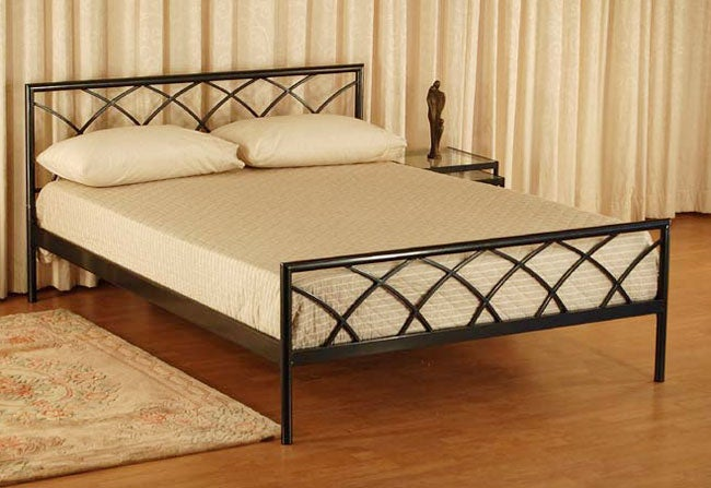 Cathedral Queen Size Platform Bed - Thumbnail 0