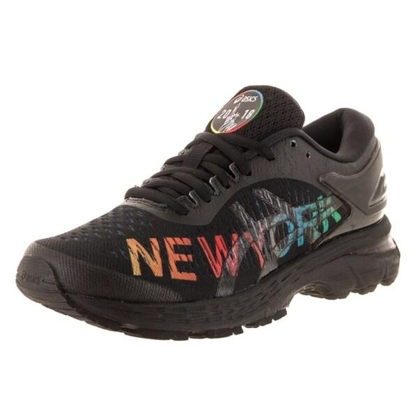 83c7ddf93b86 Shop Asics Women s Gel-Kayano 25 NYC Running Shoe - Free Shipping ...