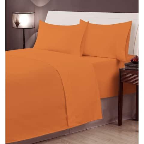 University Pride 6-piece Bed Sheet Set