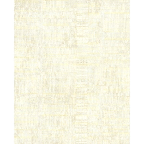 Woven Stripe Wallpaper, 21 in. x 33 ft. = 57.75 sq.ft.