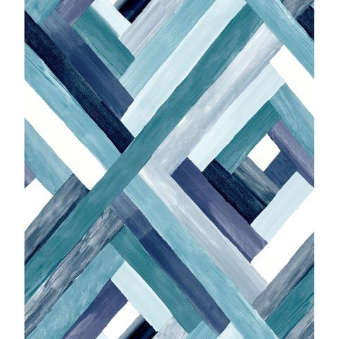 Wynwood Geometric Wallpaper, 20.5 in. x 33 ft. = 56 sq ft