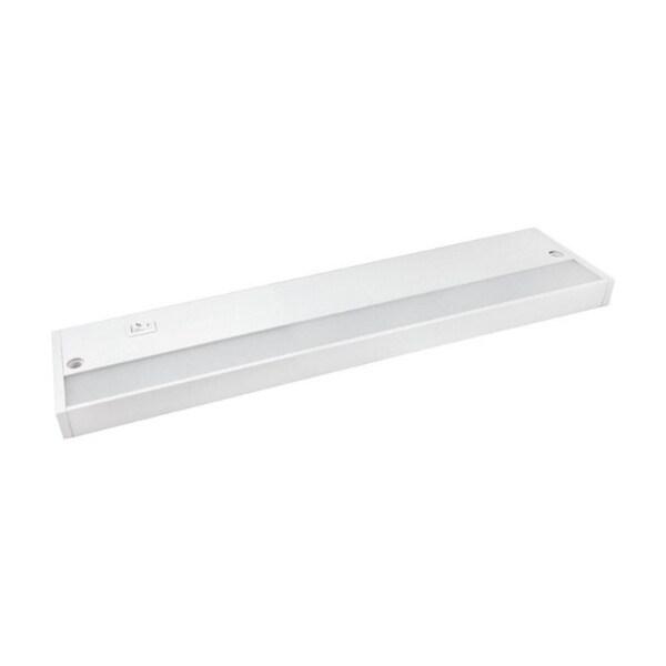 Shop Amertac 16 In. L White Plug-In LED Strip Light 612