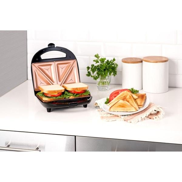 Paninigrill Grill Toaster Sandwich-Maker