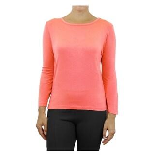 Women's Lightweight Long Sleeve Stretch Tee