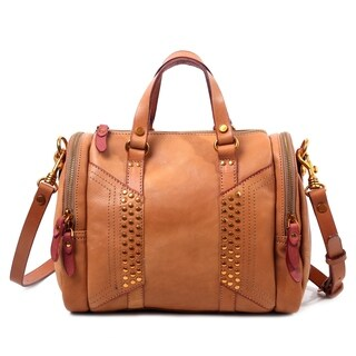 Old Trend Genuine Leather Hidden Valley Satchel