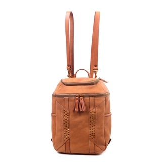 Old Trend Genuine Leather Hidden Valley Backpack