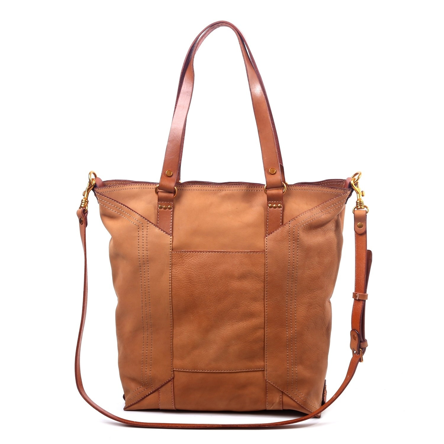 Outdated Trends: Old Trend Genuine Leather Hidden Valley Tote