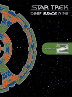 Star Trek: Deep Space Nine: Season 2 (DVD)