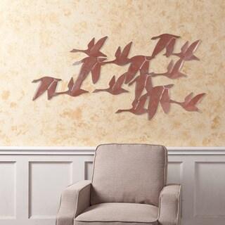 Harper Blvd Flock of Geese Wall Art