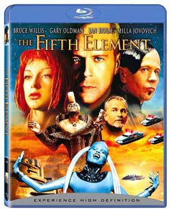 The Fifth Element (Blu-ray Disc)
