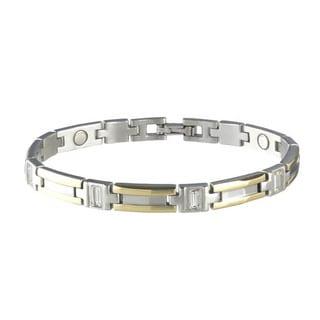 Sabona Lady Executive Gem Duet Magnetic Bracelet
