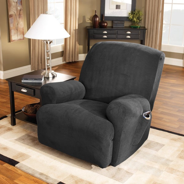 Sure Fit Stretch Simply Recliner Slipcover 10825711