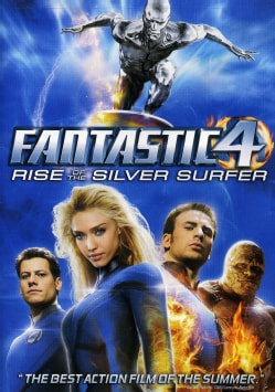 Fantastic Four 2: Rise Of The Silver Surfer (DVD)