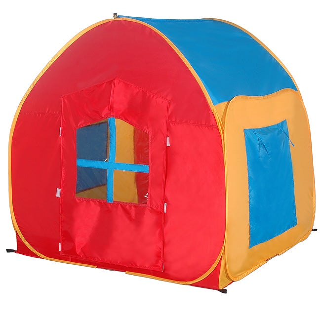 My First Play House Pop-up Tent  sc 1 st  Overstock & My First Play House Pop-up Tent - Free Shipping Today - Overstock ...