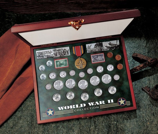 American Coin Treasures Comprehensive World War Ii Coin