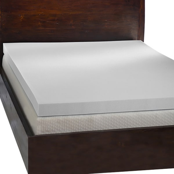 Comfort Dreams 'Mem-Cool' 3-inch Memory Foam Mattress Topper